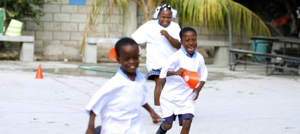 Special Olympics run 2